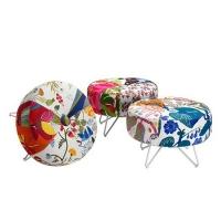 גירסא צבעונית עם בדים משבדיה