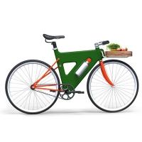 פלצ'ה הן אופניים קלות עשויות פלסטיק