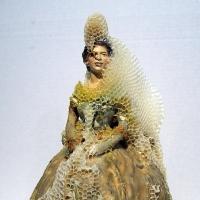 האומנית הקנדית אגניתה דיק מ